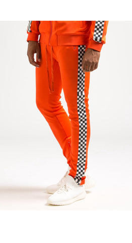 Eternity Checker Track Pants