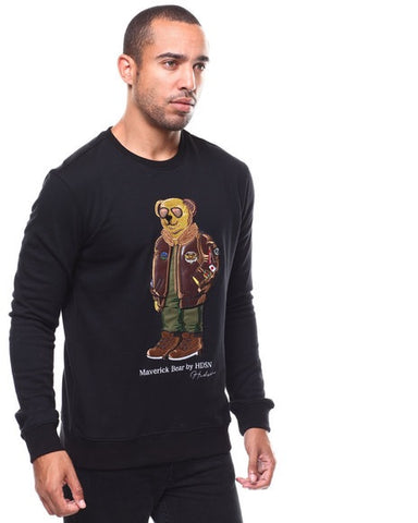 Hudson Maverick Bear Sweatshirt