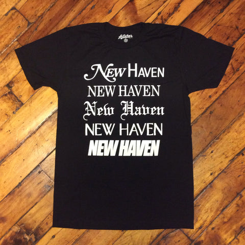 The New Havener Black & White T-shirt
