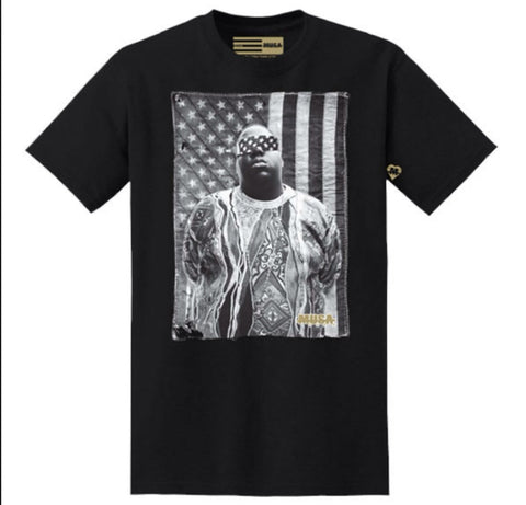 MUSA - Free Biggie Tee in Black