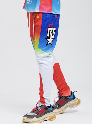 Rich Star Motor Sport paintball trackpants