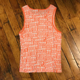 Rock Smith Explicit Tank Top peach
