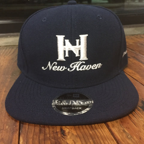 Allstar New Haven snapback Navy/White
