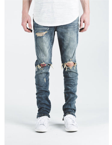 CRYSP Denim Pacific