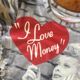 CUPCAKE MAFIA I LOVE MONEY T-SHIRT