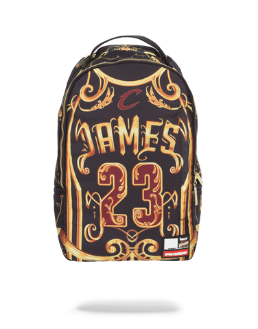 SprayGround NBA Lab James Baroque