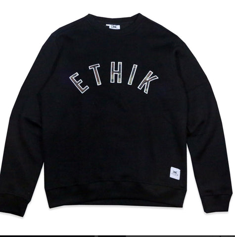 ETHIK Camo Block Fleece