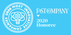 Fast Company 2020 Honoree image.