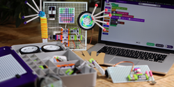 Introducing the littleBits STEAM+ Class Pack & Fuse app