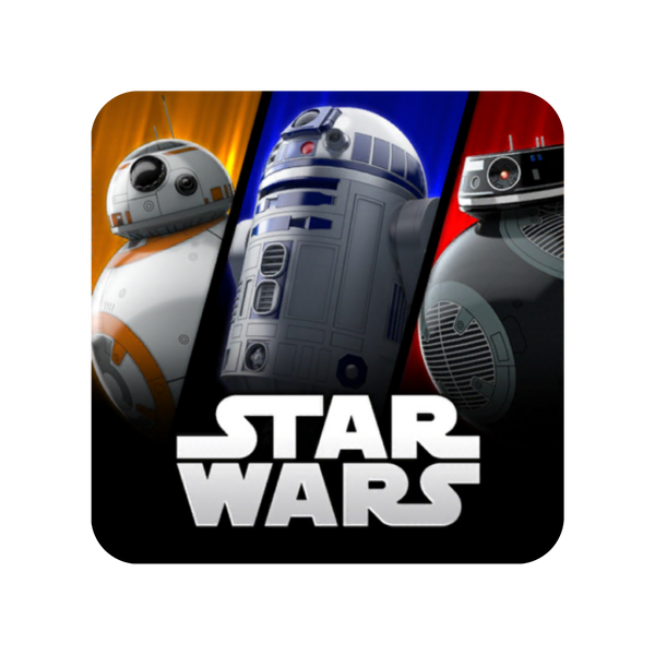 Sphero Starwars app icon.