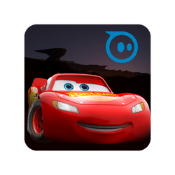 Sphero Ultimate Lightning McQueen app icon.