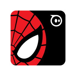 Sphero Spider-Man app icon.