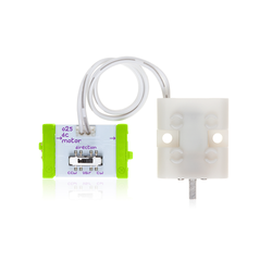 littleBits o25 DC motor bit