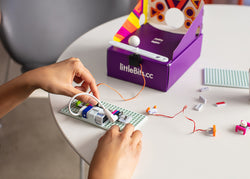 littleBits Educator Starter Kit carnival gamesactivity.