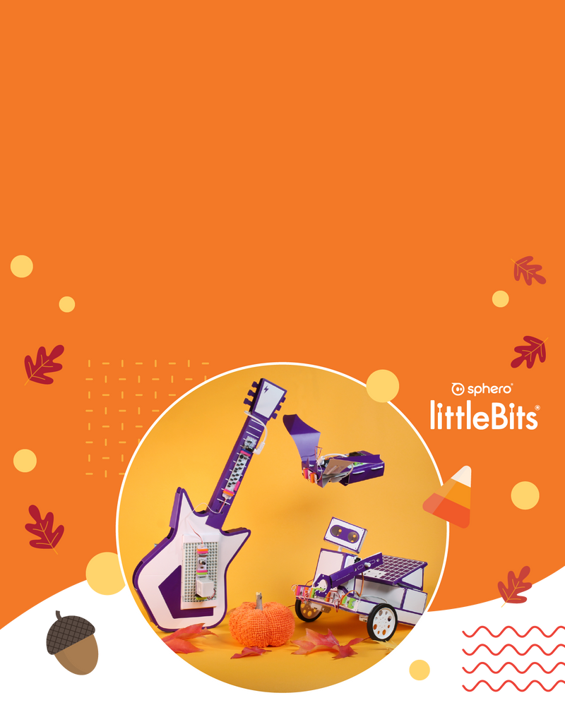 Sphero littleBits Fall Flash Sale