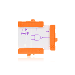 An image of the NANDs littleBit's bit.