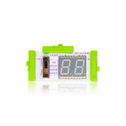littleBits o21 number bit