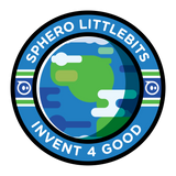 The littleBits Invent For Good STEM Event Badge