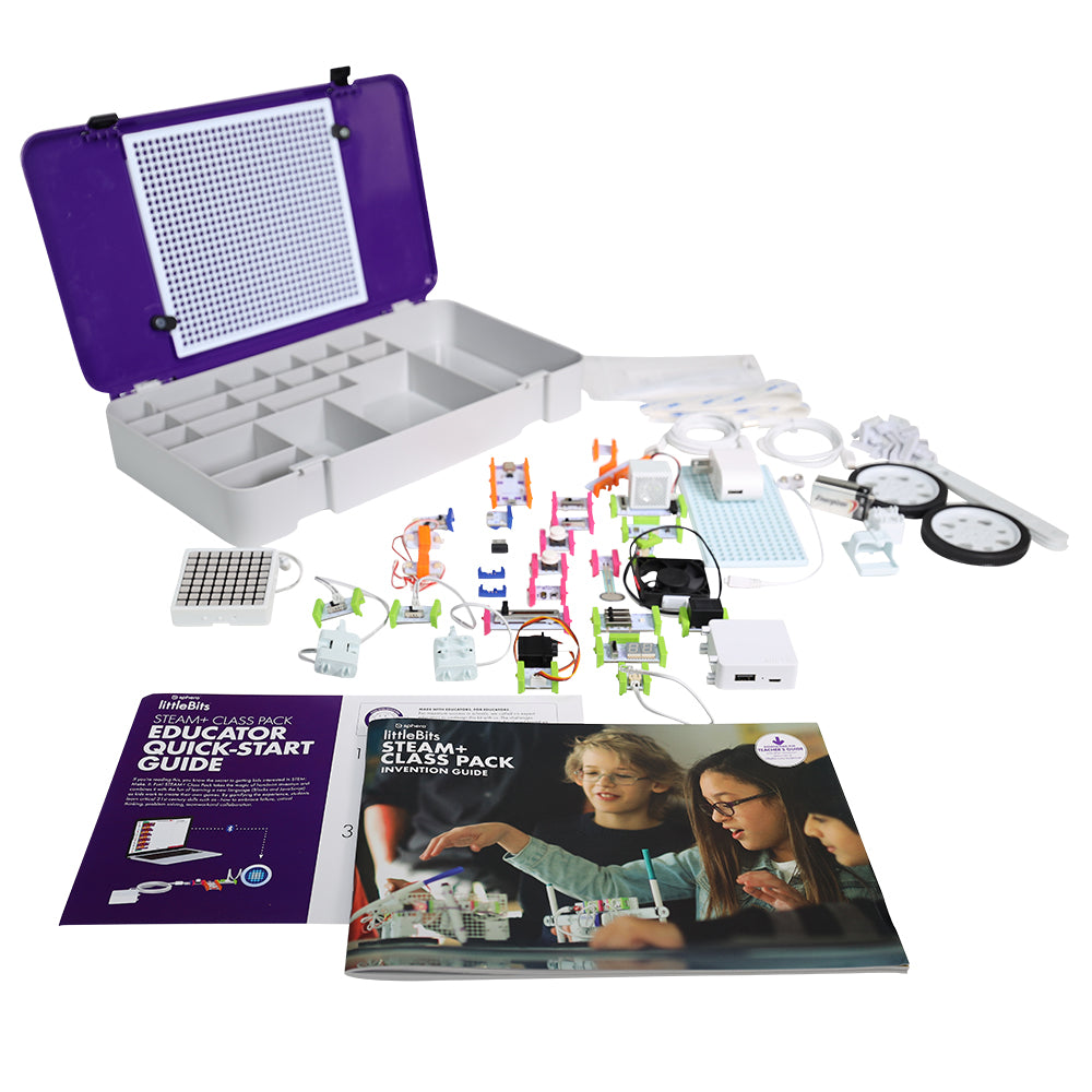 littleBits Learning at Home Kit.