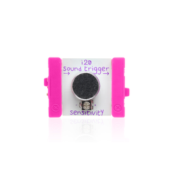 littleBits Sound Trigger Bit.