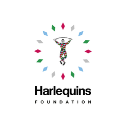 Harlequins Foundation Logo