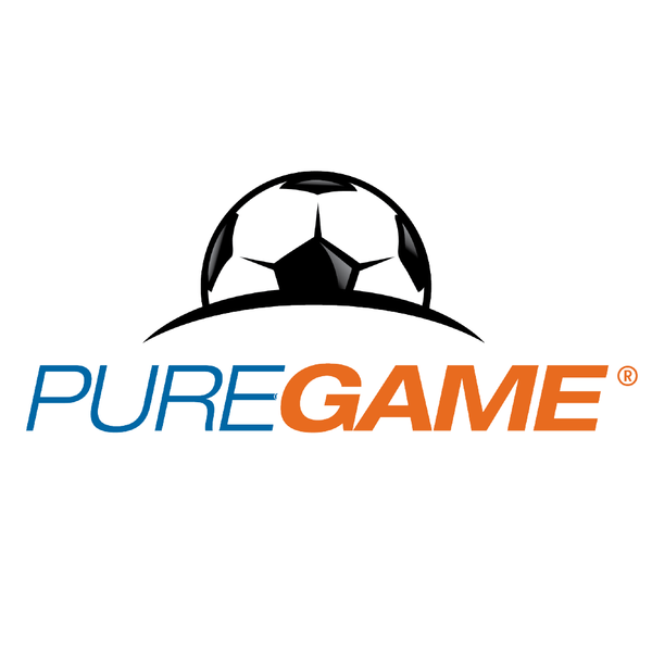 Pure Game logo.