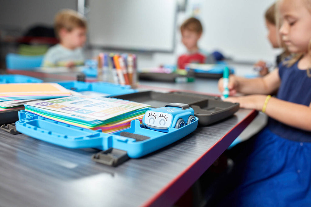 The Sphero indi Student Kit is ideal for 1-3 students.