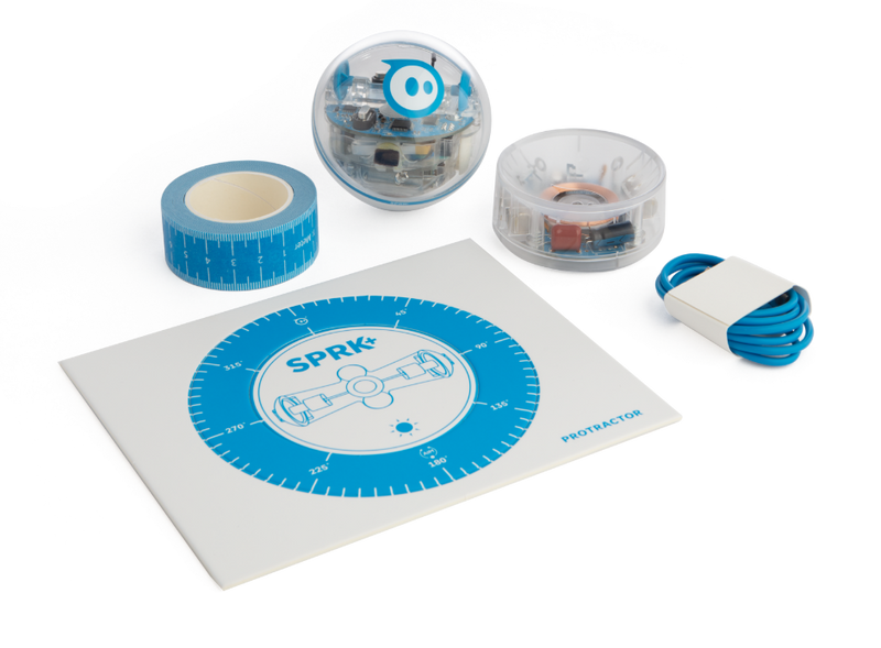 Sphero SPRK + and accessories.