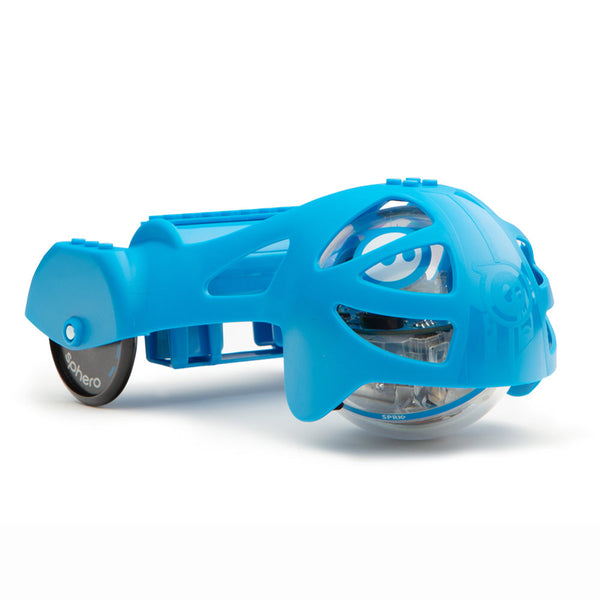 Blue Sphero Chariot on SPRK.
