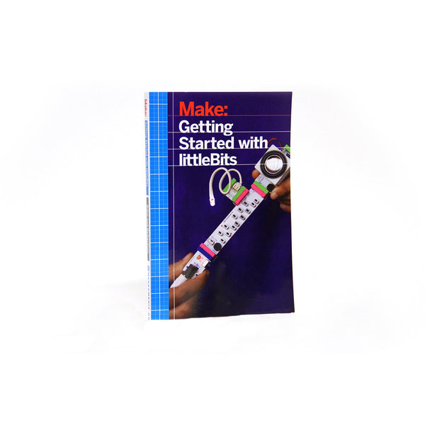 littleBits Getting Started Booklet.