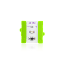 Green littleBits o1 LED bit.