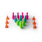 Sphero Mini™ Pins & Cones Accessory Pack colorful pins.