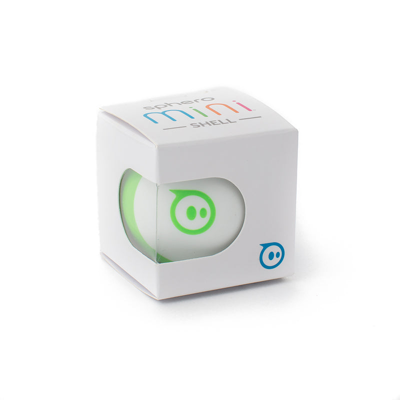 Green Sphero Mini Shell.