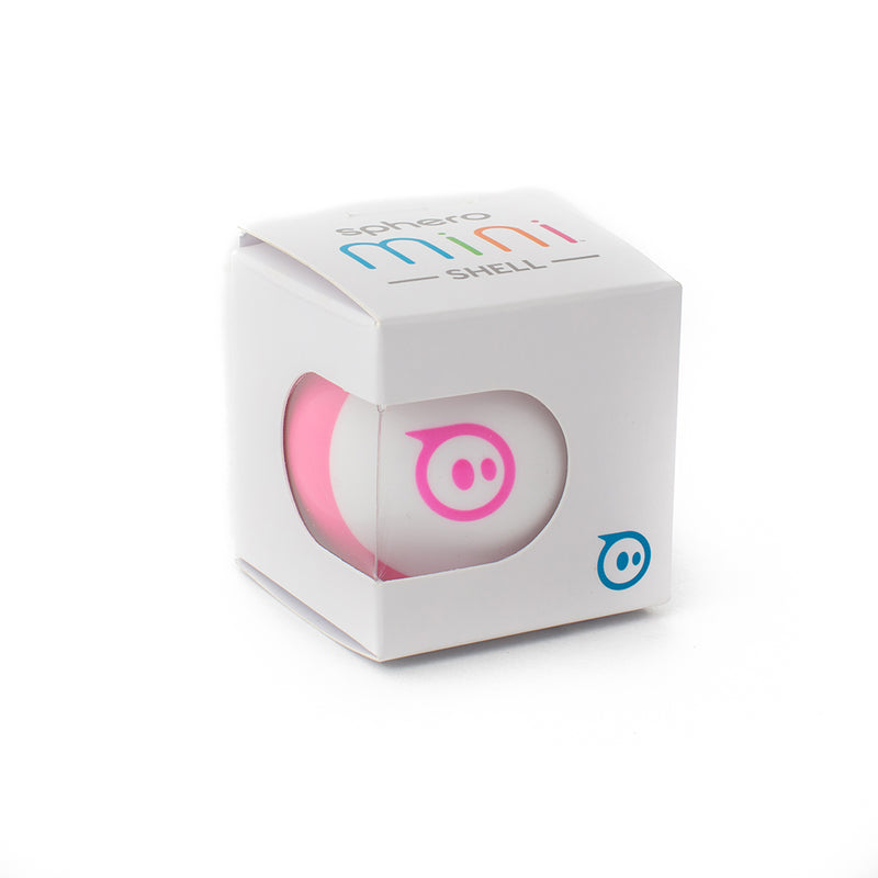 Pink Sphero Mini Shell.