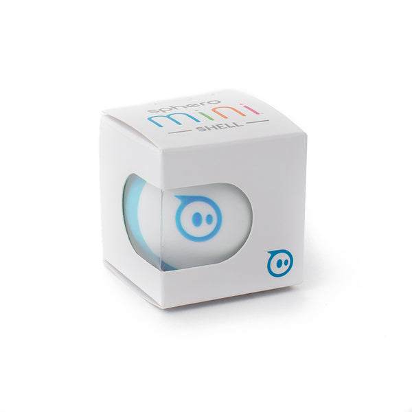 Blue Sphero Mini Shell.