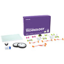 littleBits Code Kit Expansion Pack: Technology packing and product.