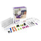 littleBits Rule Your Room package, bits, and accessories.