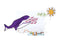 littleBits STEAM Student Set Expansion Pack: Science whale invention.