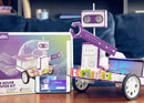 littleBits Space Rover invention and package.