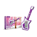 littleBits Electronic Music Kit package and electronic music guitar.