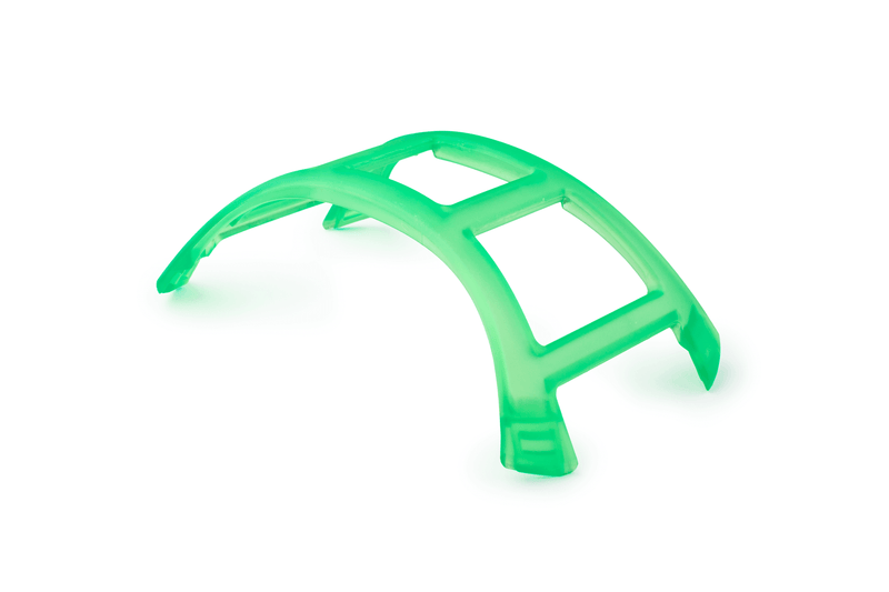 Green Sphero RVR Roll Cage.