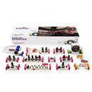 littleBits Synth Kit package and bits.