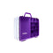 Purple littleBits tackle box.