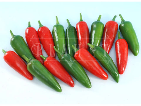 Hot Pepper Rocky Plant Seeds