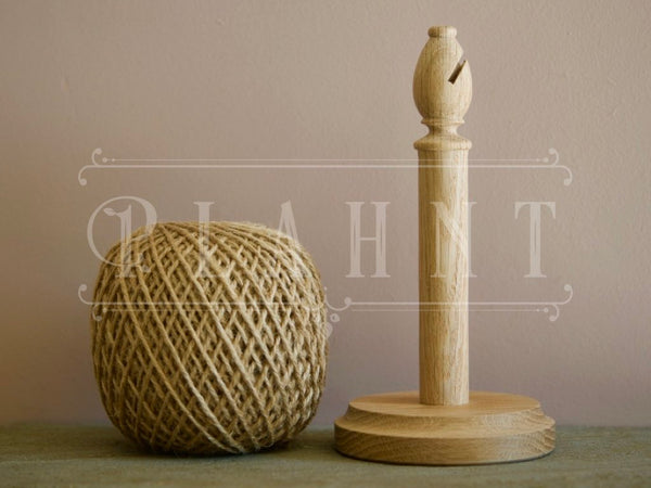 Oak Twine Ball and Stand