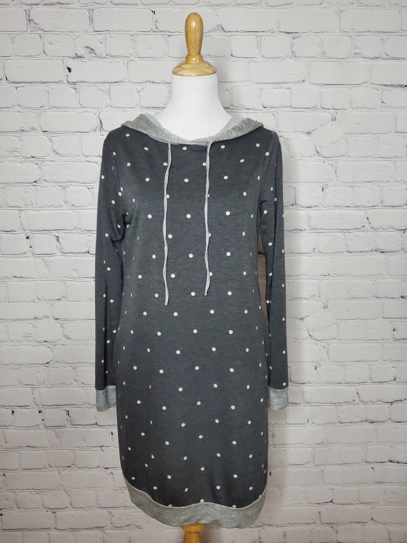 Kampala Polka Dot Tunic Dress