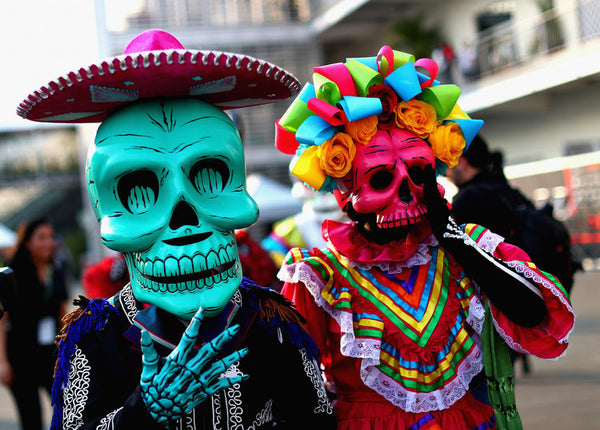 Shine On: A Look Inside Mexico's Day of the Dead