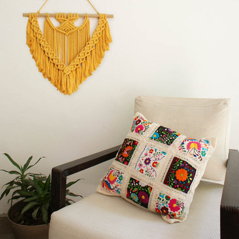 bohemian pillow covers