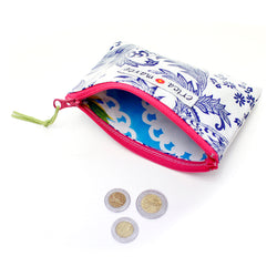 small wallet coin pouch