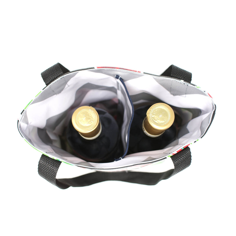 inside wine bag